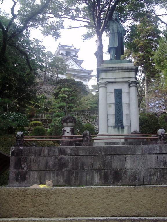 桂浜 高知城 鳴門