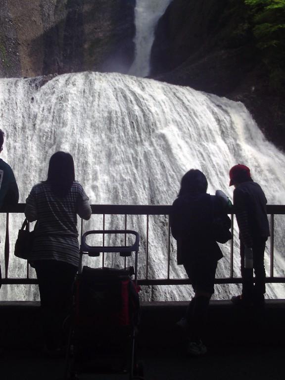 袋田の滝 水戸